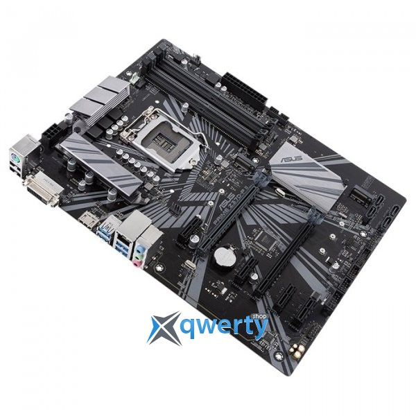 ASUS PRIME Z370-P II (s1151, Intel Z370, PCI-Ex16)