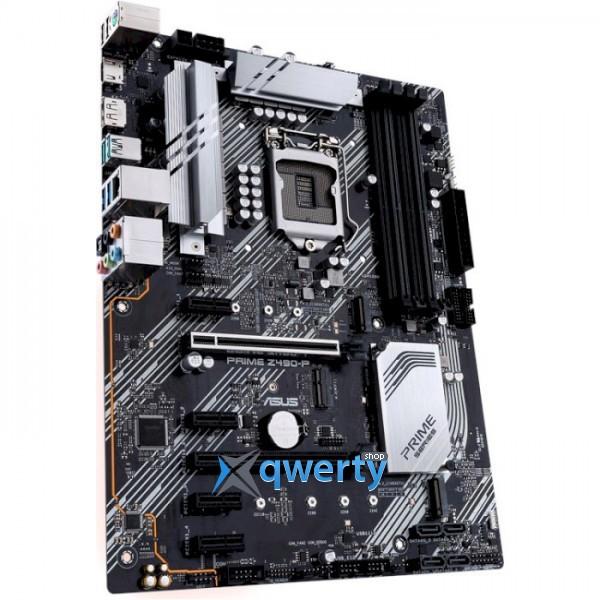 ASUS PRIME Z490-P/GSI Bulk (s1200, Intel Z490, PCI-Ex16)