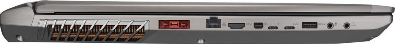 Asus ROG GX800VH (GX800VH-GY004R)(90NB0DA1-M00700) Gray