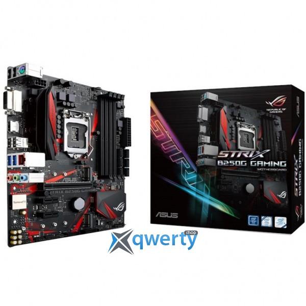 Asus Strix B250G Gaming (s1151, Intel B250, PCI-Ex16)