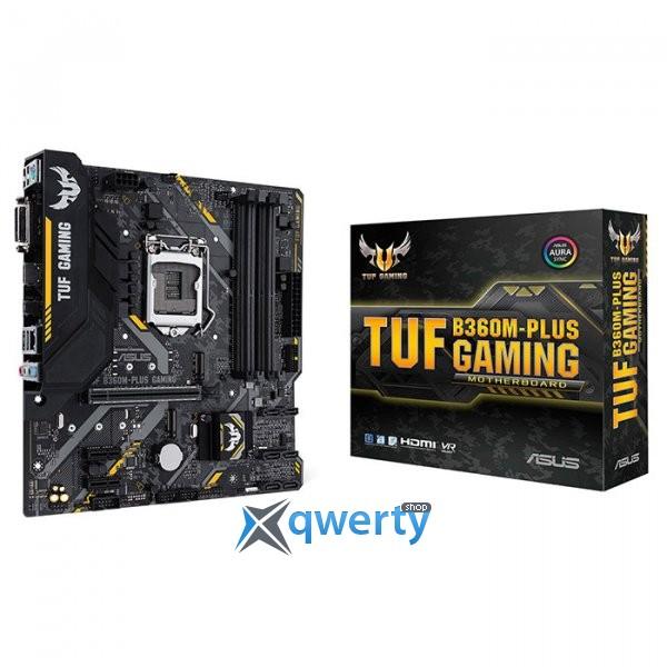 Asus TUF B360M-Plus Gaming (s1151, Intel B360)