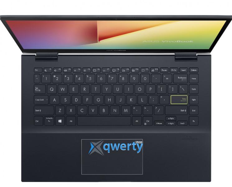 ASUS VivoBook Flip 14 TM420UA (TM420UA-WS51T) Black