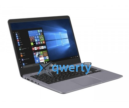 Asus VivoBook S14 S410UN-EB015T- 16GB/512SSD/Win10/Grey