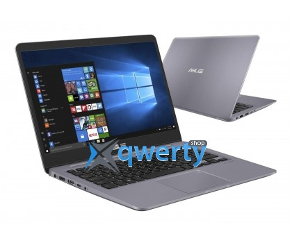 Asus VivoBook S14 S410UN-EB015T- 8GB/480SSD/Win10/Grey
