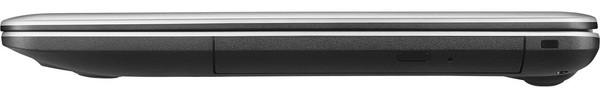 ASUS X543UA (X543UA-DM2284) (90NB0HF6-M38190) TRANSPARENT SILVER