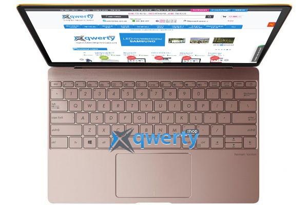 Asus ZenBook 3 UX390UA (UX390UA-GS053R) (90NB0CZ2-M03070) Rose Gold