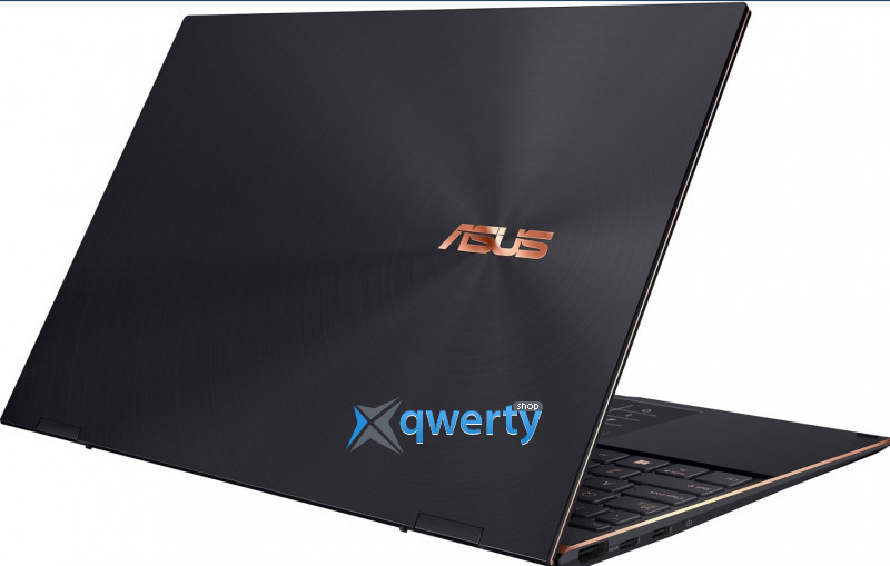 ASUS ZenBook Flip S UX371EA-HL294R (90NB0RZ2-M07310) Jade Black