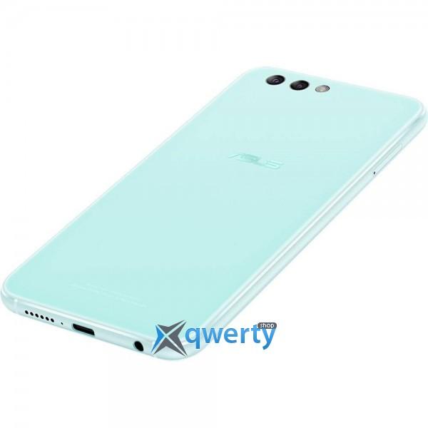 Asus ZenFone 4 (ZE554KL-1N010WW) DualSim Green+bumper (90AZ01K4-M01700)