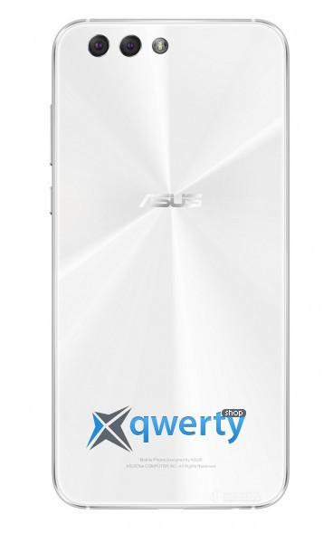 Asus ZenFone 4 (ZE554KL-6B011WW) DualSim White+bumper (90AZ01K5-M01710)