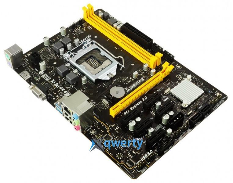 Biostar H110M-BTC (s1151, INTEL H110, PCI-Ex16)