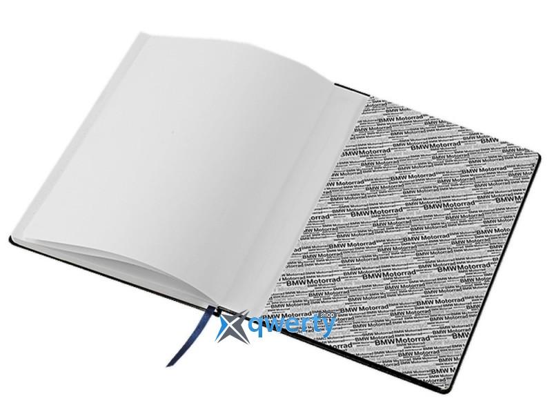 Блокнот BMW Motorrad Logo Notebook 2014 (76618547365)