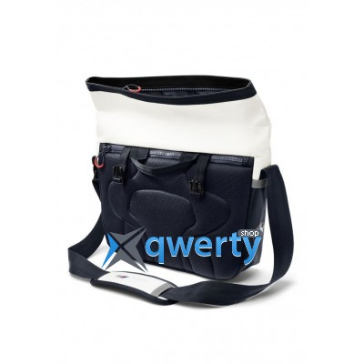 c410a5d26e26 BMW Motorsport Messenger Bag, White/Team Blue 2017 Одесса, купить ...