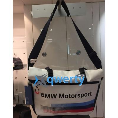 291b756c2998 BMW Motorsport Messenger Bag, White/Team Blue 2017 Одесса, купить ...