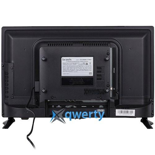 Bravis LED-22E6000 Smart + T2 black