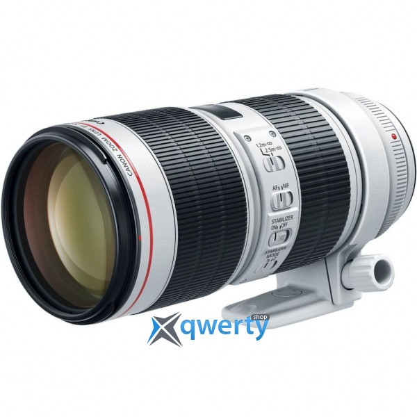 CANON EF 70-200MM F/4.0L IS II USM (2309C005)