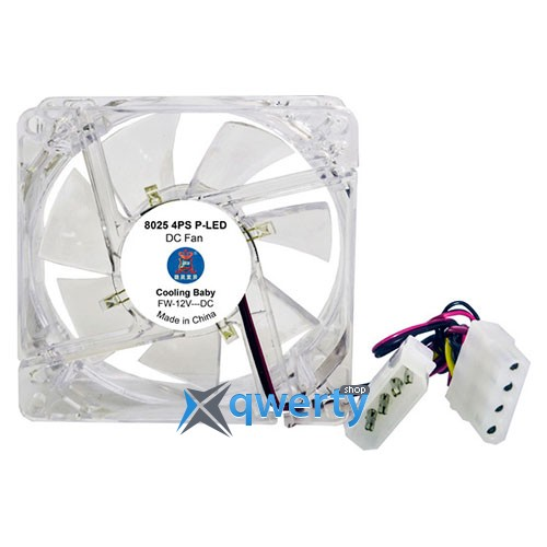 COOLING BABY 8025 (8025 4PS P - LED)