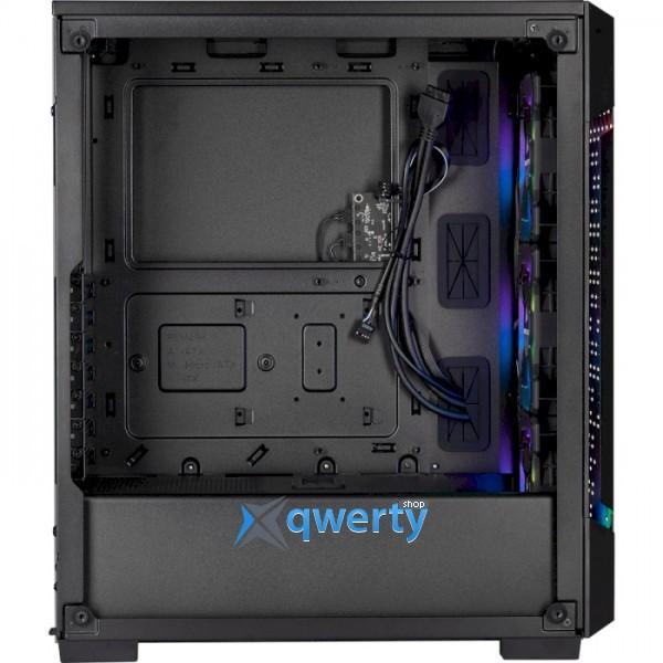 CORSAIR iCUE 220T RGB Airflow Black (CC-9011173-WW)
