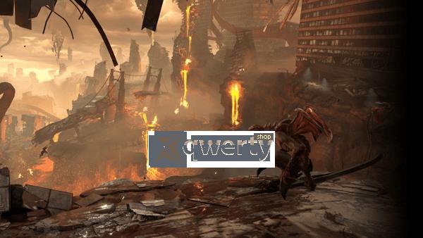 DOOM Eternal PS4 (русская версия)