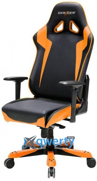 DXRACER SENTINEL OH/SJ0/NО BLACK/ORANGE