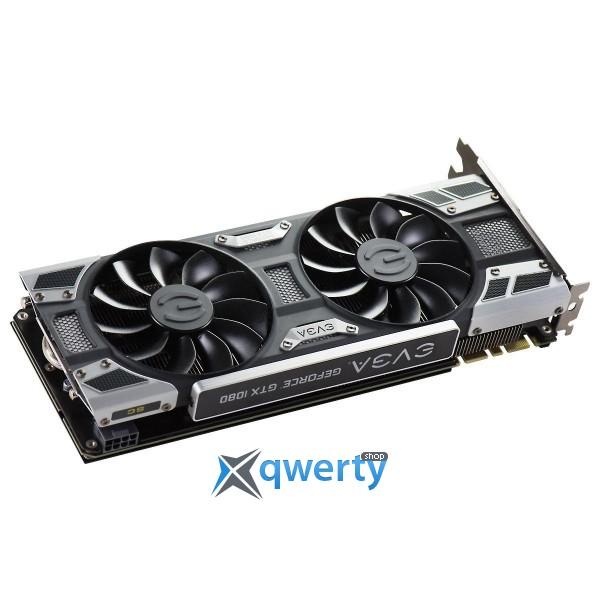 EVGA GeForce GTX 1080 GDDR5X 8Gb SC GAMING ACX 3.0 (08G-P4-6183-KR)