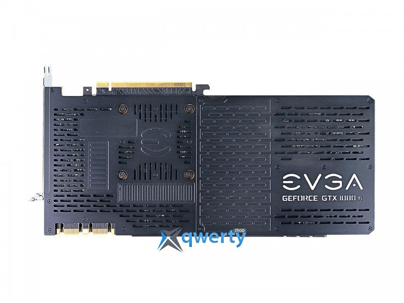 EVGA GeForce GTX 1080 Ti 11GB GDDR5X (352bit) (1569/11016) (DVI, HDMI, DisplayPort) FTW3 Elite Gaming White (11G-P4-6796-K1)