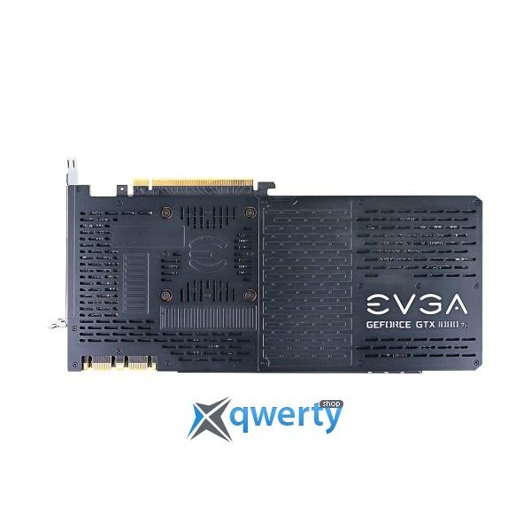 EVGA GeForce GTX 1080 Ti 11GB GDDR5X (352bit) (1569/11016) (DVI, HDMI, DisplayPort) FTW3 Gaming (11G-P4-6696-KR)