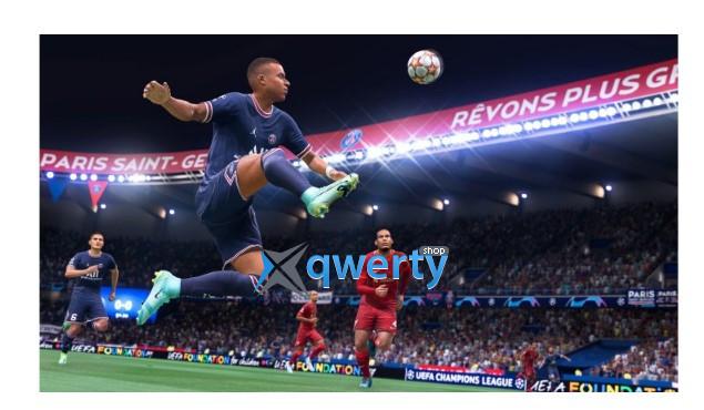 FIFA 22 PS4 (русская версия)