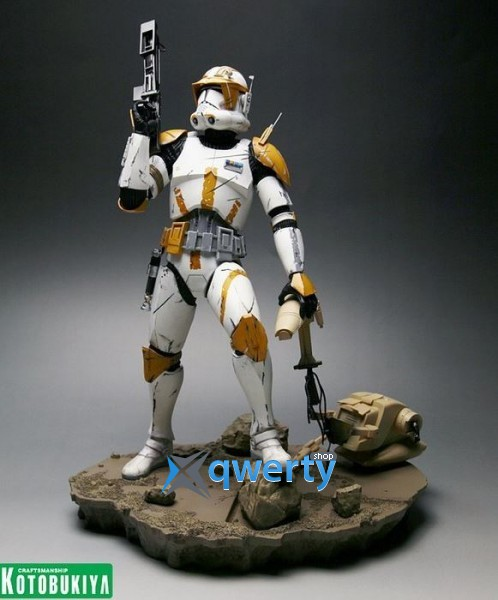 Фигурка Star Wars Commander Cody Light-Up 30 cm (kotobukiya)
