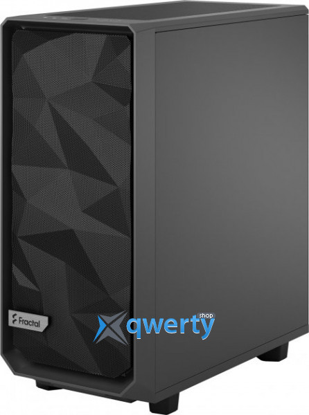 Fractal Design Meshify 2 Compact Light Tempered Glass Grey (FD-C-MES2C-04)