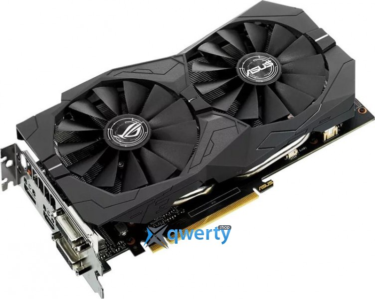 Asus GF GTX 1050 2Gb GDDR5 Strix Gaming (STRIX-GTX1050-O2G-GAMING)