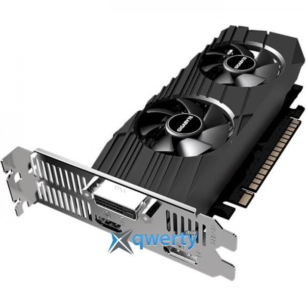 GIGABYTE GeForce GTX 1650 D5 Low Profile 4G (GV-N1650D5-4GL)