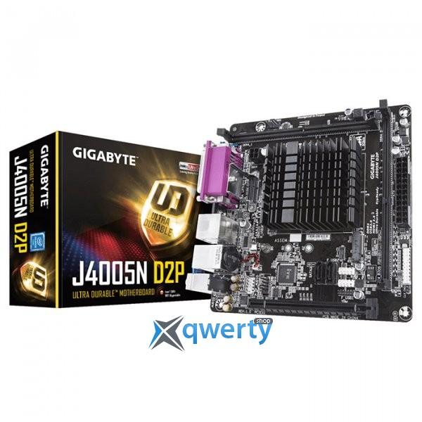 GIGABYTE J4005N D2P (SoC)