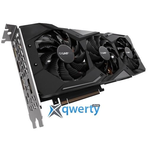 GIGABYTE PCI-Ex GeForce RTX 2080 Ti WINDFORCE OC 11GB GDDR6 (352bit) (1545/14000) (HDMI, DisplayPort, USB Type-C) (GV-N208TWF3OC-11GC)