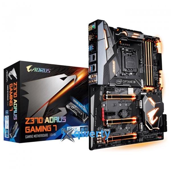 GIGABYTE Z370 Aorus Gaming 7-OP (s1151, Intel Z370)