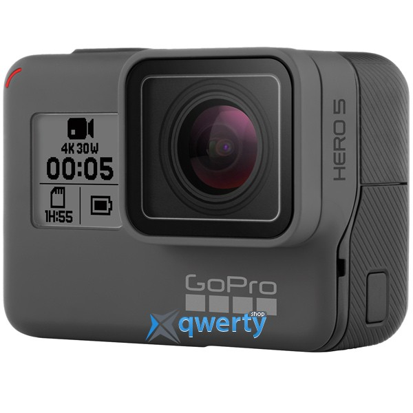 HERO 5 Black ENGLISH/FRENCH (CHDHX-502)