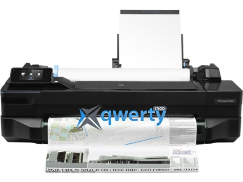 HP DesignJet T120 with Wi-Fi (CQ891B)