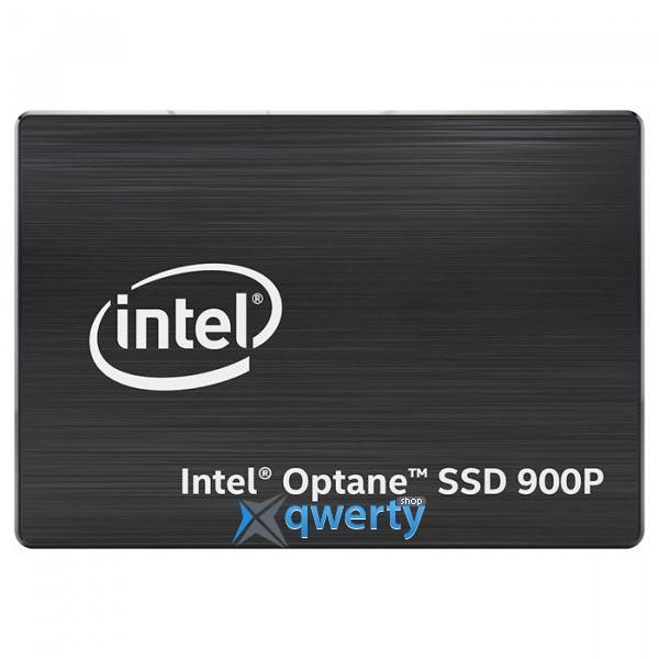 INTEL Optane 900P 280GB U.2 NVMe (SSDPE21D280GAX1) 2,5