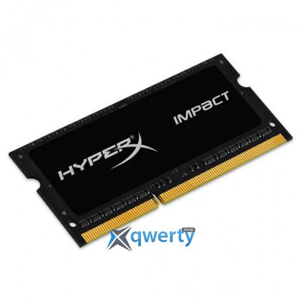KINGSTON HyperX Impact SO-DIMM DDR3L 1866MHz 8GB PC3-14900 (HX318LS11IB/8)