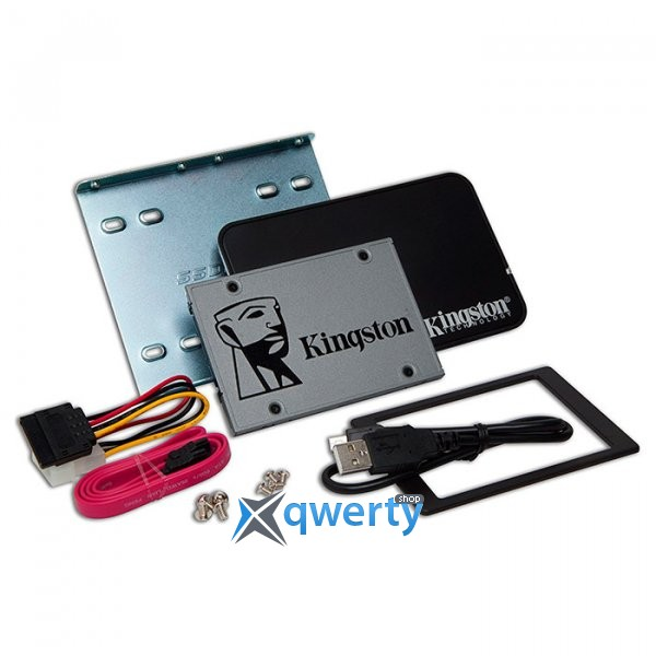 Kingston Upgrade Kit UV500 240GB SATAIII TLC (SUV500B/240G) 2,5
