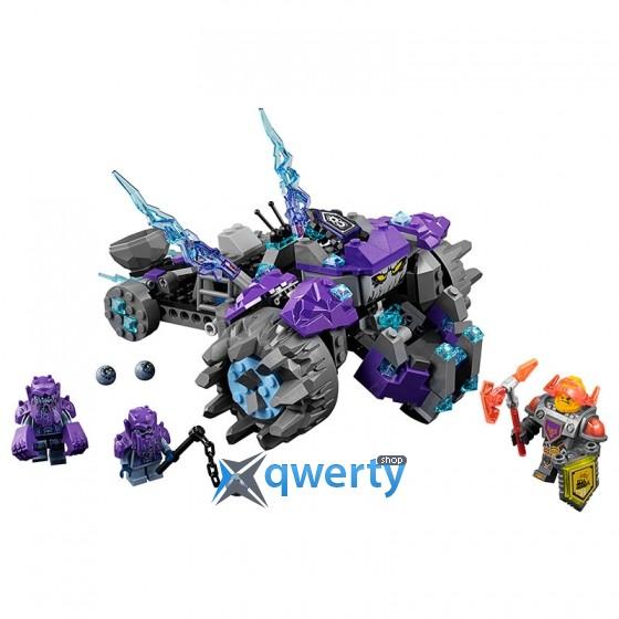 LEGO NEXO KNIGHTS Три брата 266 деталей (70350)