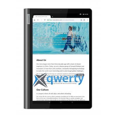 Lenovo Yoga Smart Tab (YT-X705L) LTE 4/64 Iron Grey (ZA530006UA)