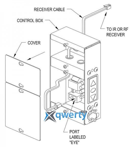 Лифт для проектора PROJECTA PRO-LIFT PIVOT 82 (11730002)