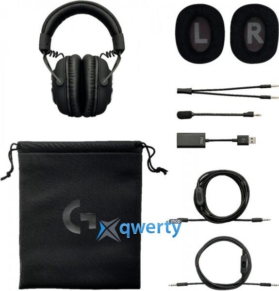 Logitech G PRO Gaming Black (L981-000812)