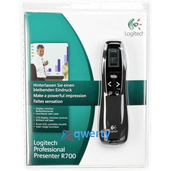 Logitech Presenter R700 Red Laser (910-003506)