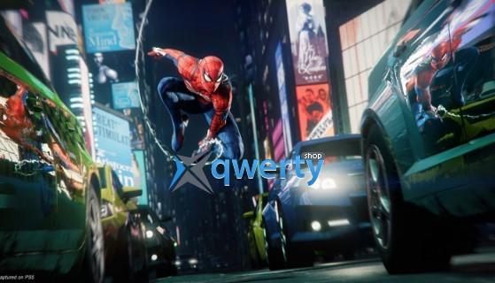 Marvel Spider-Man. Miles Morales PS4 (русские субтитры)
