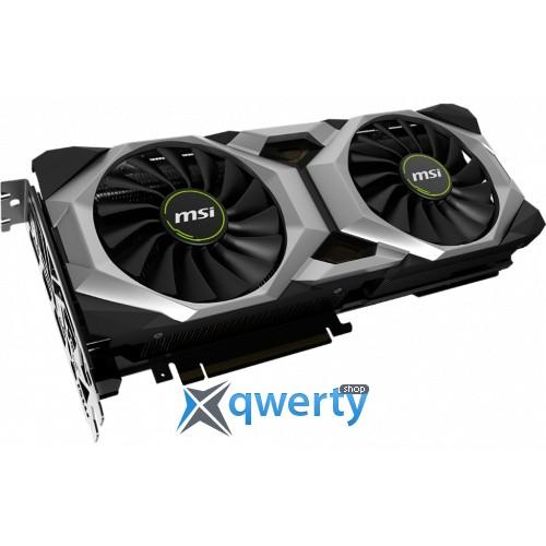 MSI GeForce RTX 2080 Ti 11GB GDDR6 (352bit) (1350) (HDMI, DisplayPort, USB Type-C) (GeForce RTX 2080 Ti VENTUS 11G OC)