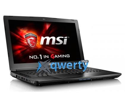MSI GL62M (GL62M 7RD-043XPL)8GB/1TB+120SSD/Win10X