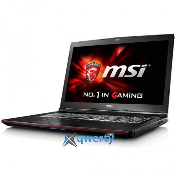 MSI GP62(GP62 7RE-830PL)8GB/1TB+128SSD/Win10X