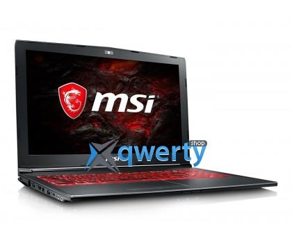 MSI GV62(GV62 7RD-2421XPL)16GB/1TB+480SSD