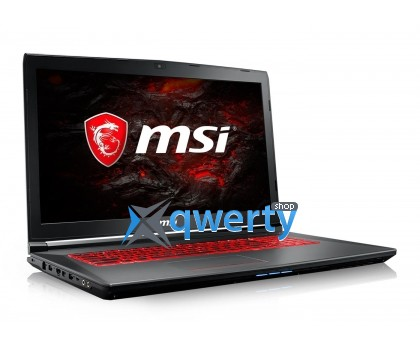 MSI GV72 (GV72 8RE-053XPL) 8GB/120SSD+1TB